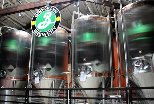 Brooklyn brewery nyc