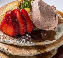 Gardenia-pancakes