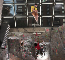 Manhattan-plaza-climbing