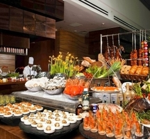 Buffet_nyc_spring_wine_festival