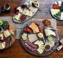 Charcuterie-cheese