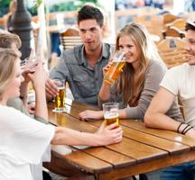 Enjoying-beers-nyc