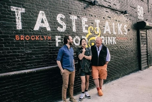 Tastetalks brooklyn