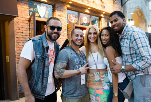 $35 Ticket To The 2016 NYC Oktoberfest Beer Party (a $60