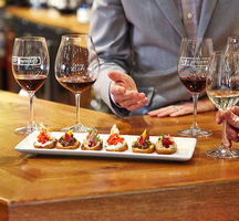 City winery pairings