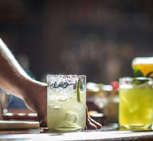 Temerario-bartender