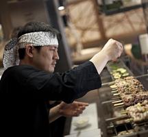 Jacks sushi main