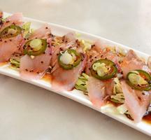 Jacks sashimi