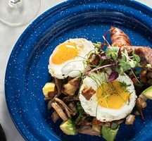 $35 For A Boozy Brunch For Two
