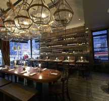 Kaia wine bar new york