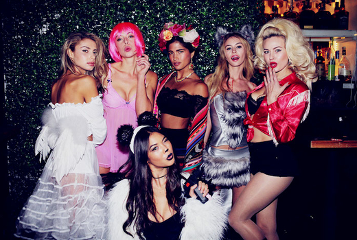Image result for sky room halloween party