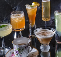 Beautique cocktails