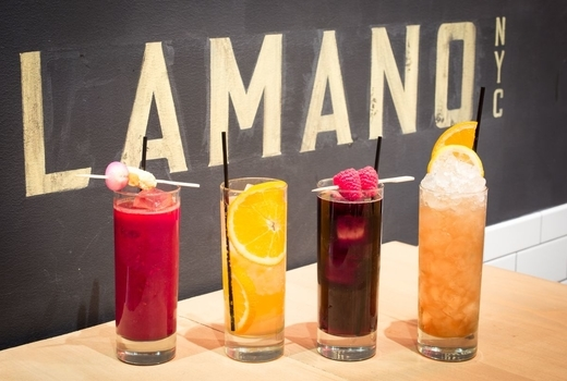 Lamano chelsea cocktails