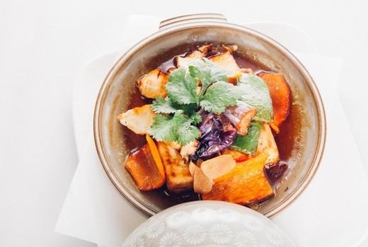 Natsumi gramercy tofu