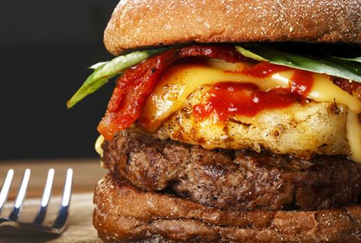Dylans burger