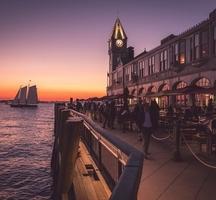 Pier a nyc