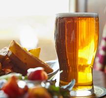 Sidebar beer food
