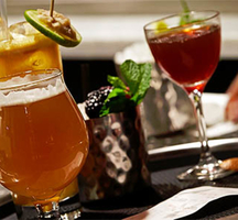 Sidebar drinks