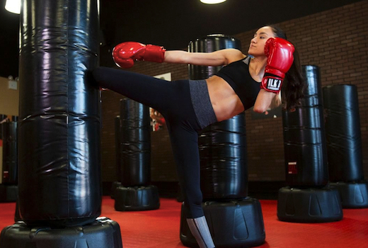 Ilovekickboxing kick