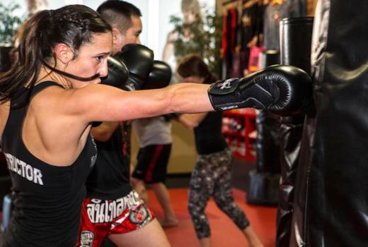 Ilovekickboxing punch