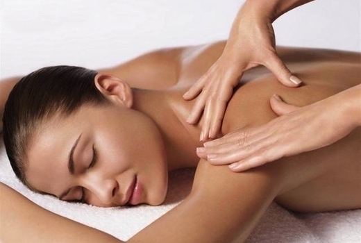 Le york massage calm lady