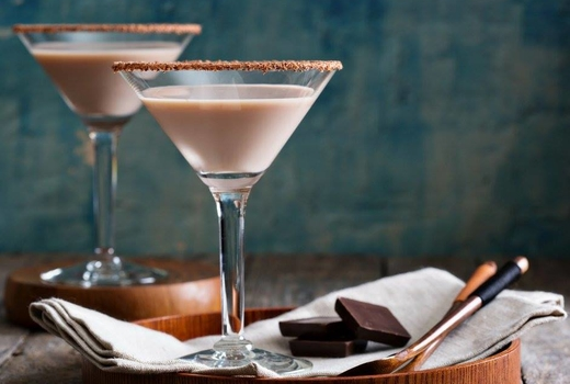 Chocolate cocktail1