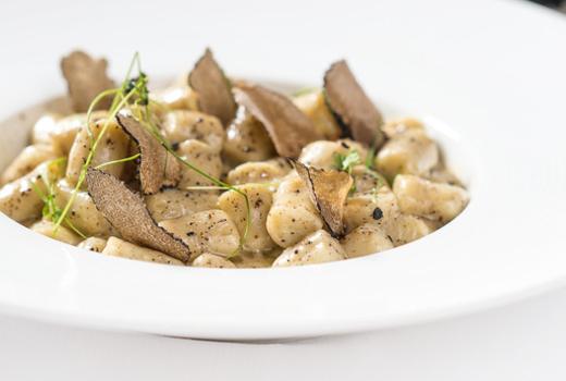 Bagatelle truffles