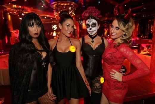 Image result for hudson terrace halloween