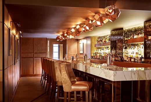 Bedford bar inside nyc