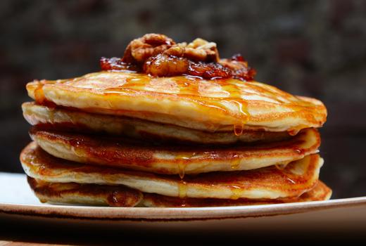 Bedford pancakes
