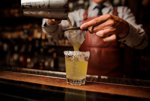 Temerario drinks margs love nyc