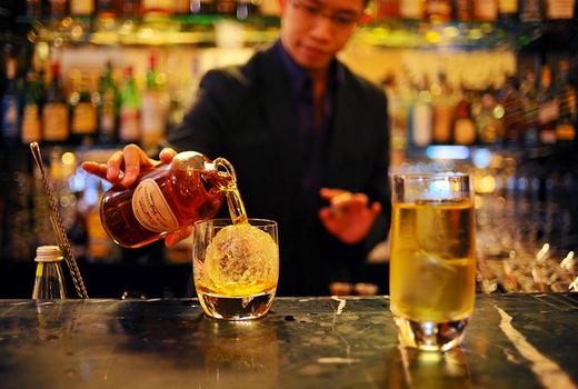 I tre merli bartender