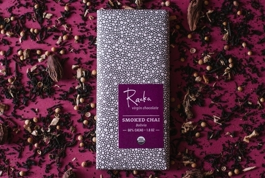 Raaka chocolate bar