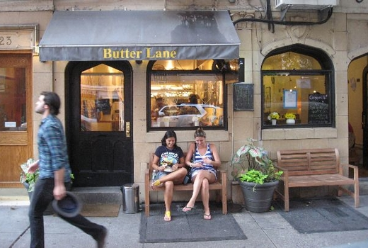 Butterlane outside