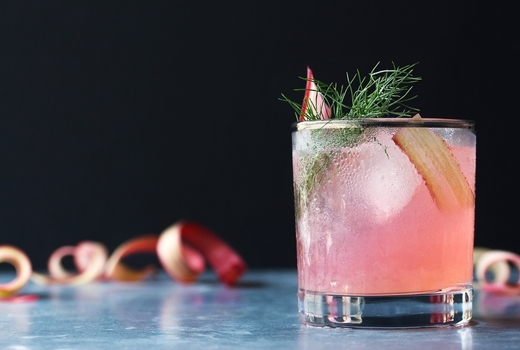 Mykonos grill cocktail nice background