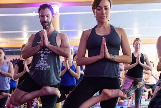 Dharma yoga love