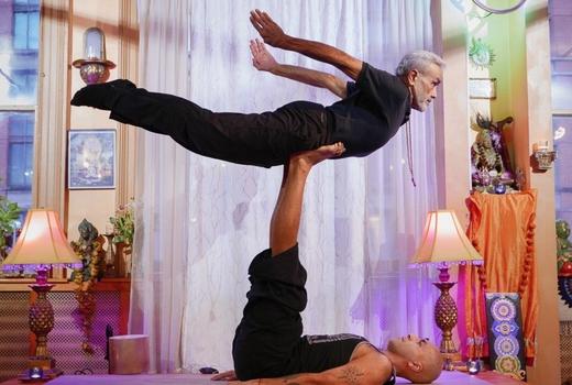 Dharma yoga fly
