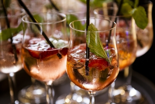 Cocktails gala ama