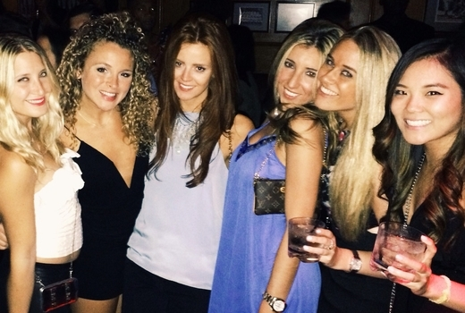 Nyc club girls
