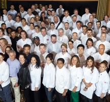 Great gathering the chefs