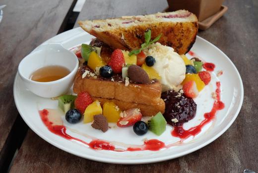 Johndoe french toast