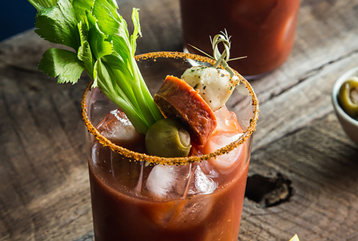 The lantern bloody mary
