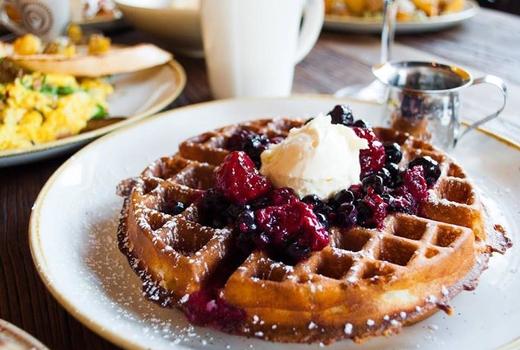Le souk waffle love