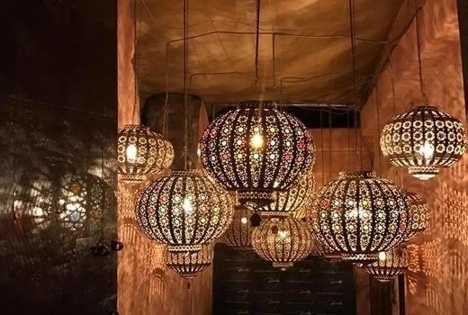 Le souk lights original