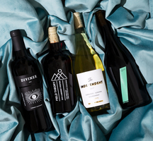 Winc 4 wines silk
