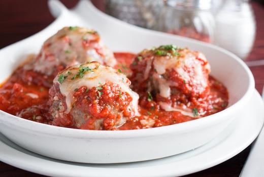 Vnyl meatballs