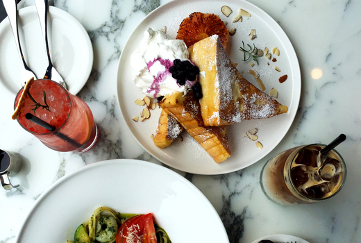 Mimmo french toast brunch