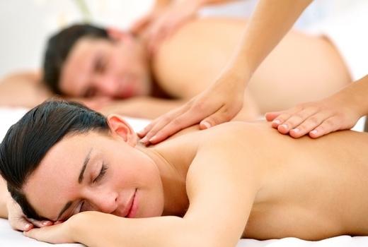 Enliven couples massage