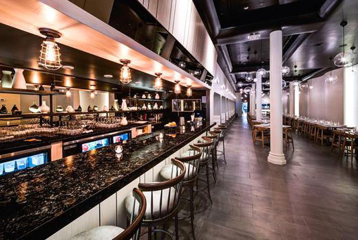 The bari inside bar