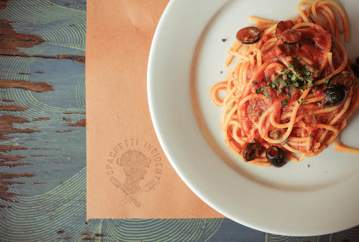 Spaghetti incident 1